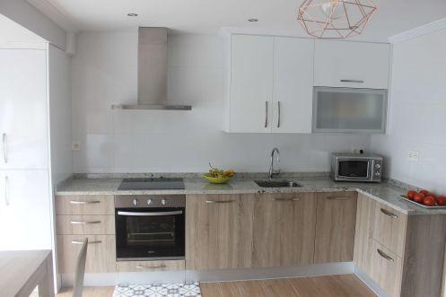 Trabajos realizados - A.Z Mobiliario de cocinas